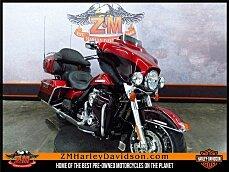 2012 harley-davidson Touring for sale 200539484