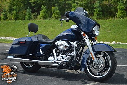 2012 harley-davidson Touring for sale 200627111