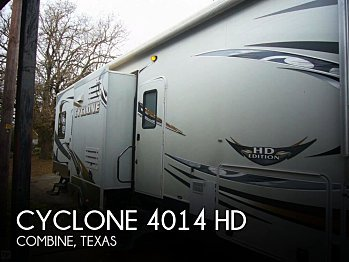 2012 heartland Cyclone for sale 300122252