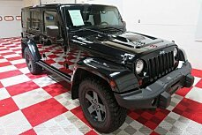 2012 jeep Wrangler 4WD Unlimited Rubicon for sale 101039865