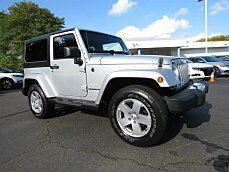 2012 jeep Wrangler 4WD Sahara for sale 101041296