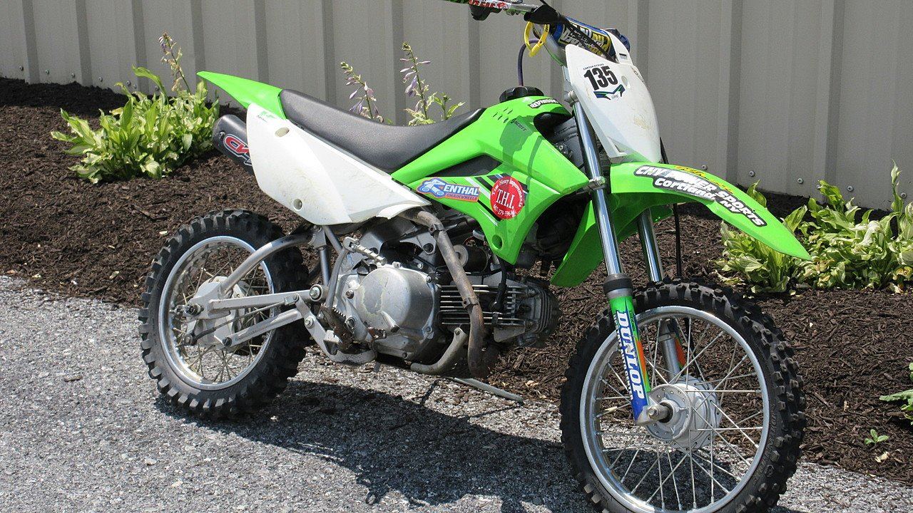 2012 kawasaki KLX110 for sale 200468160