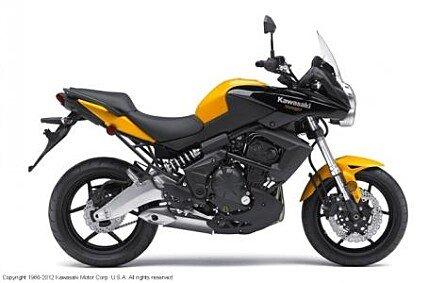 2012 kawasaki Versys for sale 200633578