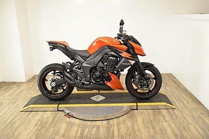 2012 kawasaki Z1000 for sale 200628929