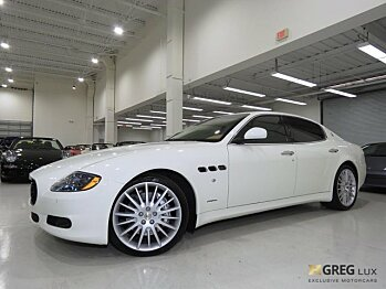 2012 maserati Quattroporte S for sale 100959691