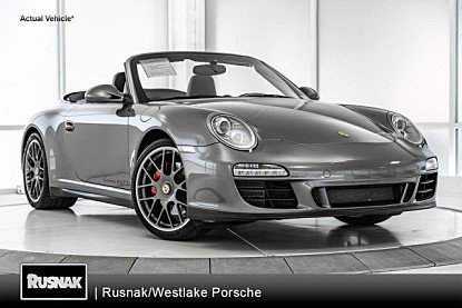 2012 porsche 911 Cabriolet for sale 101028308