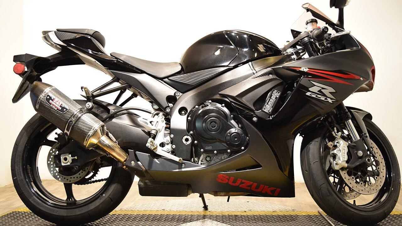2012 suzuki GSX-R600 for sale 200491210
