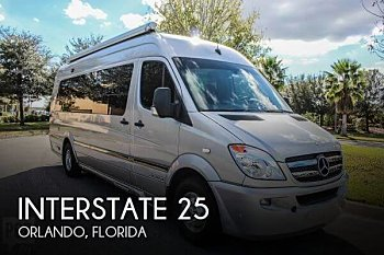 2013 Airstream Interstate for sale 300135001