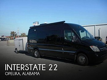 2013 Airstream Interstate for sale 300144581