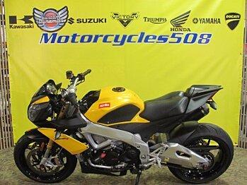 2013 Aprilia Tuono V4 R APRC for sale 200482579