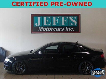 2013 Audi S4 Premium Plus for sale 100789995