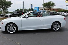 2013 Audi S5 3.0T Premium Plus Cabriolet for sale 100892302