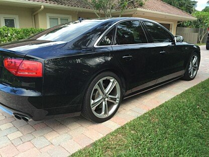 2013 Audi S8 for sale 100730583