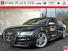2013 Audi S8 for sale 100800122