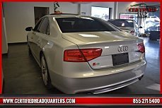 2013 Audi S8 for sale 101040735