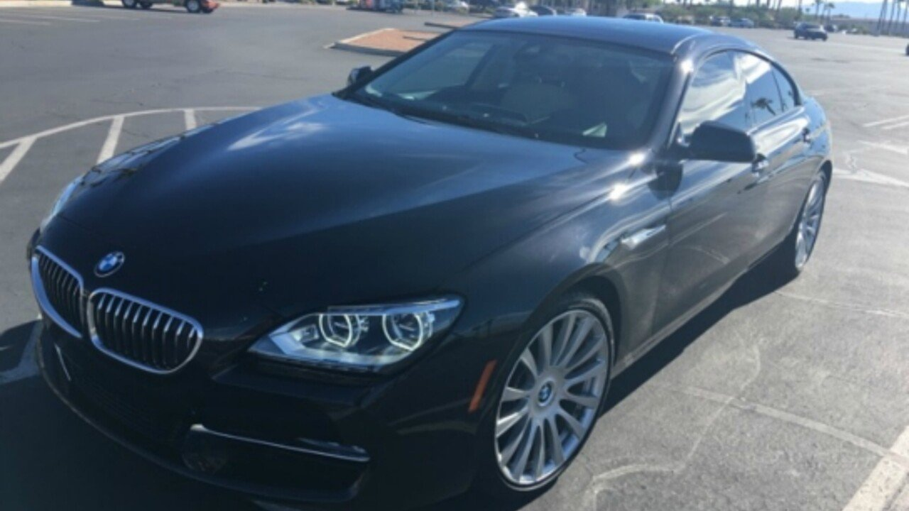 2013 BMW 650i Gran Coupe for sale 100781160