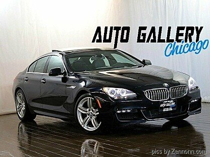 2013 BMW 650i Gran Coupe for sale 101006949