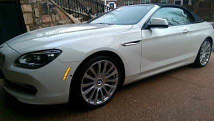 2013 BMW 650i Convertible for sale 100738978