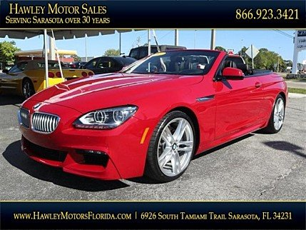 2013 BMW 650i Convertible for sale 100966301