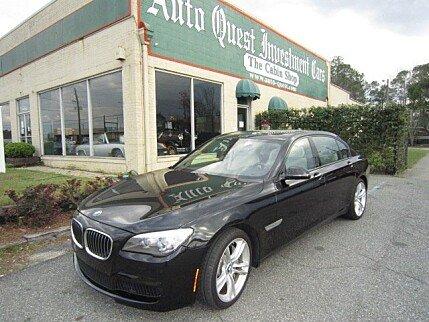 2013 BMW 750Li for sale 100851825