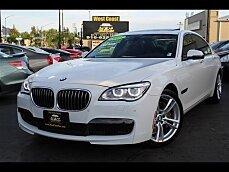 2013 BMW 750Li for sale 100982108