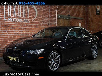 2013 BMW M3 Convertible for sale 100924637