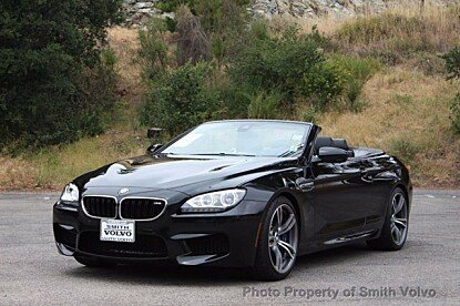 2013 BMW M6 Convertible for sale 100765237