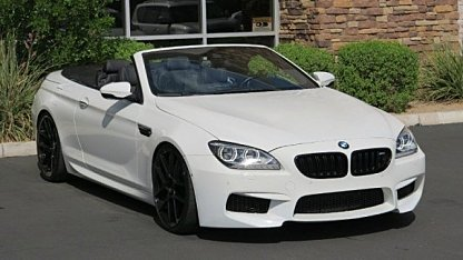 2013 BMW M6 Convertible for sale 100786879