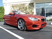 2013 BMW M6 Convertible for sale 100853611