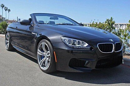 2013 BMW M6 Convertible for sale 100857477