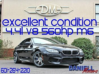 2013 BMW M6 Coupe for sale 100957875