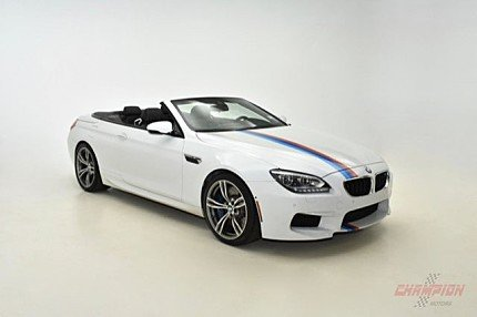 2013 BMW M6 Convertible for sale 100972087
