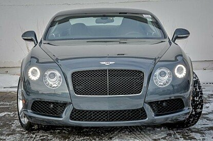 2013 Bentley Continental GT V8 Coupe for sale 100749005