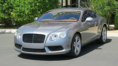 2013 Bentley Continental GT V8 Coupe for sale 100768491