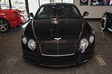 2013 Bentley Continental GT V8 Coupe for sale 100794077