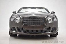 2013 Bentley Continental GT Convertible for sale 100856538