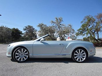 2013 Bentley Continental GT V8 Convertible for sale 100907297