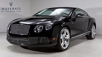 2013 Bentley Continental GT Coupe for sale 100910050