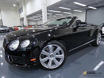 2013 Bentley Continental GT V8 Convertible for sale 100978556