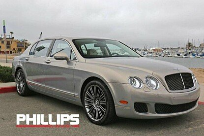 2013 Bentley Continental Flying Spur Speed for sale 100966236