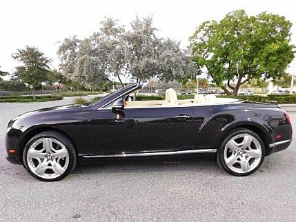 2013 Bentley Continental GT Convertible for sale 100995768