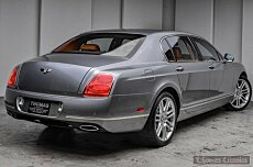 2013 Bentley Continental Flying Spur for sale 101007884