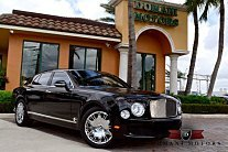 2013 Bentley Mulsanne for sale 100721651