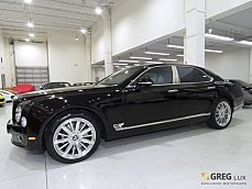 2013 Bentley Mulsanne for sale 100934818