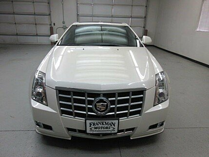 2013 Cadillac CTS for sale 100796423