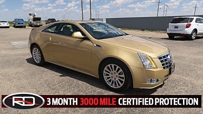 2013 Cadillac CTS for sale 100889352