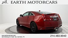 2013 Cadillac CTS V Coupe for sale 100911921