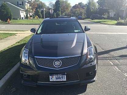 2013 Cadillac CTS V Wagon for sale 100916398