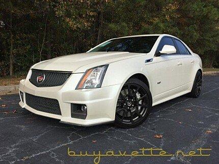 2013 Cadillac CTS V Sedan for sale 100923618