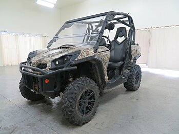 2013 Can-Am Commander 1000 for sale 200551623